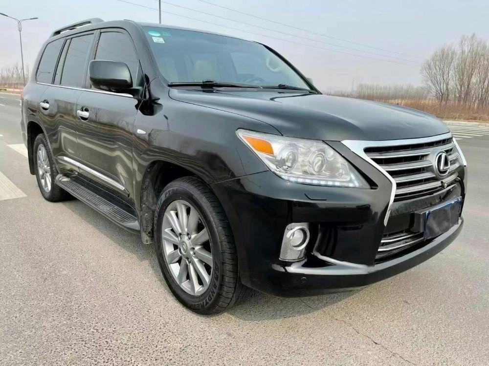 雷克萨斯LX(进口) 2012款 雷克萨斯LX(进口) 570