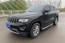 Jeep 大切诺基(进口) 2016款 大切诺基(进口) 3.0TD 柴油 舒享导航版抵押车