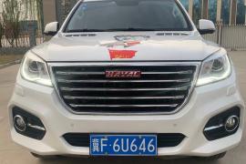 哈弗H9 2017款 哈弗H9 2.0T 汽油四驱豪华型 7座抵押车