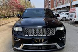吉普Jeep 大切诺基(进口) 2015款 大切诺基(进口) 3.0L 旗舰尊悦版抵押车