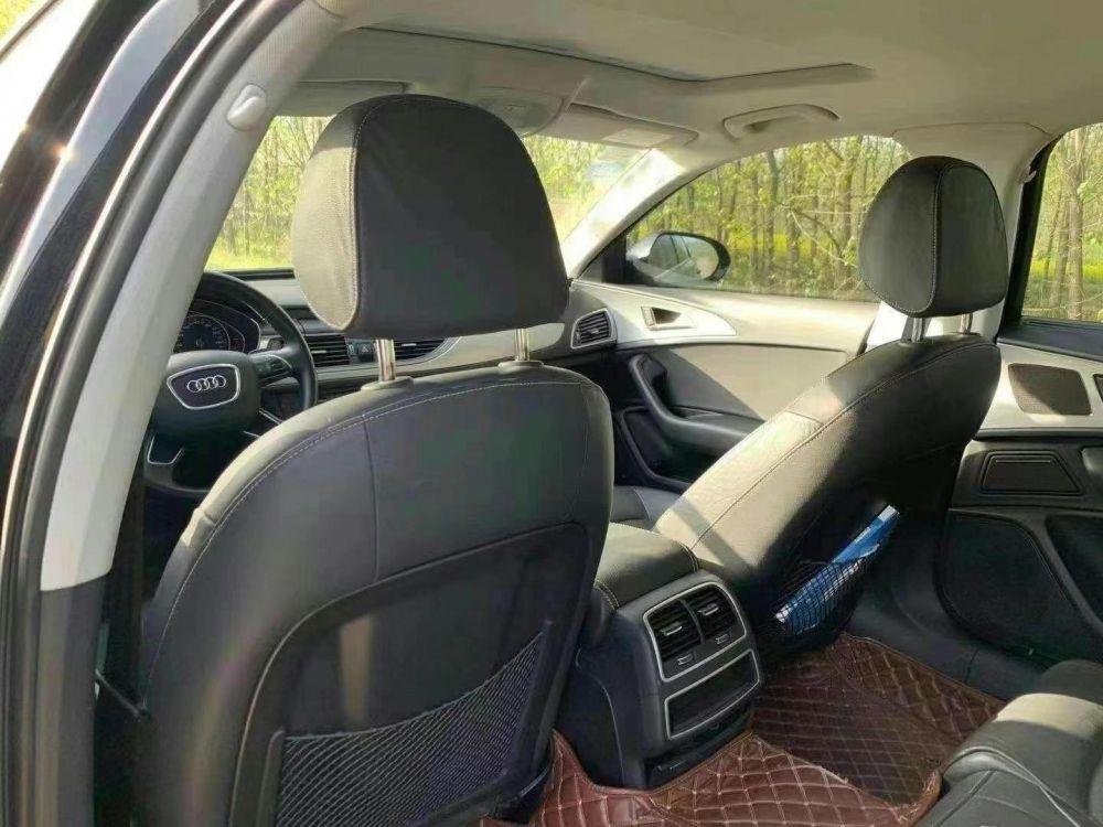 奥迪A6L 2018款 奥迪A6L 30周年年型 45 TFSI quattro 运动型