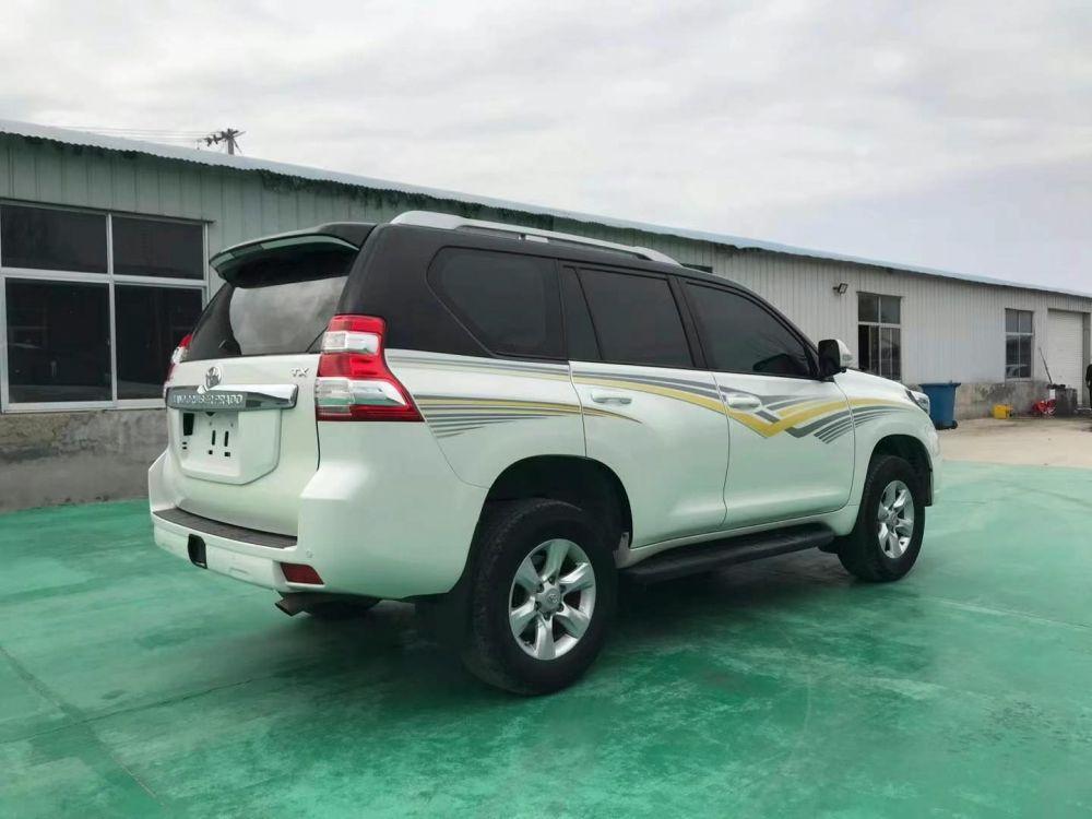 丰田 普拉多(进口) 2017款 普拉多(进口) 2.7L 自动 TXL 两气囊 底挂 中东