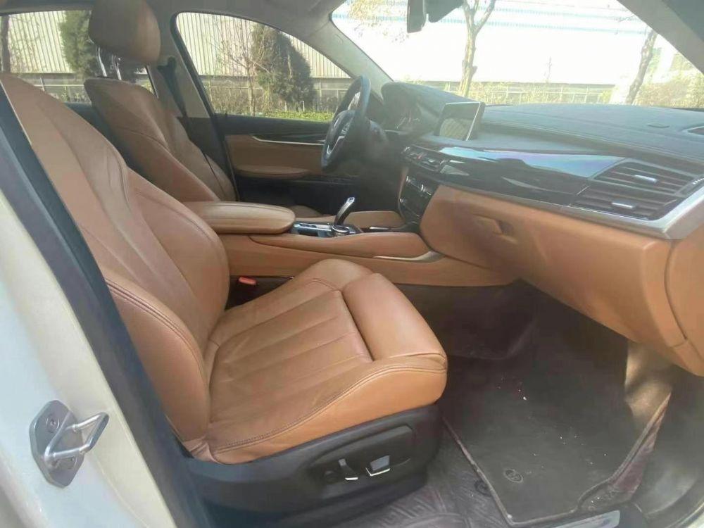 16年宝马X6xDrive28i四驱宝马X6(进口)