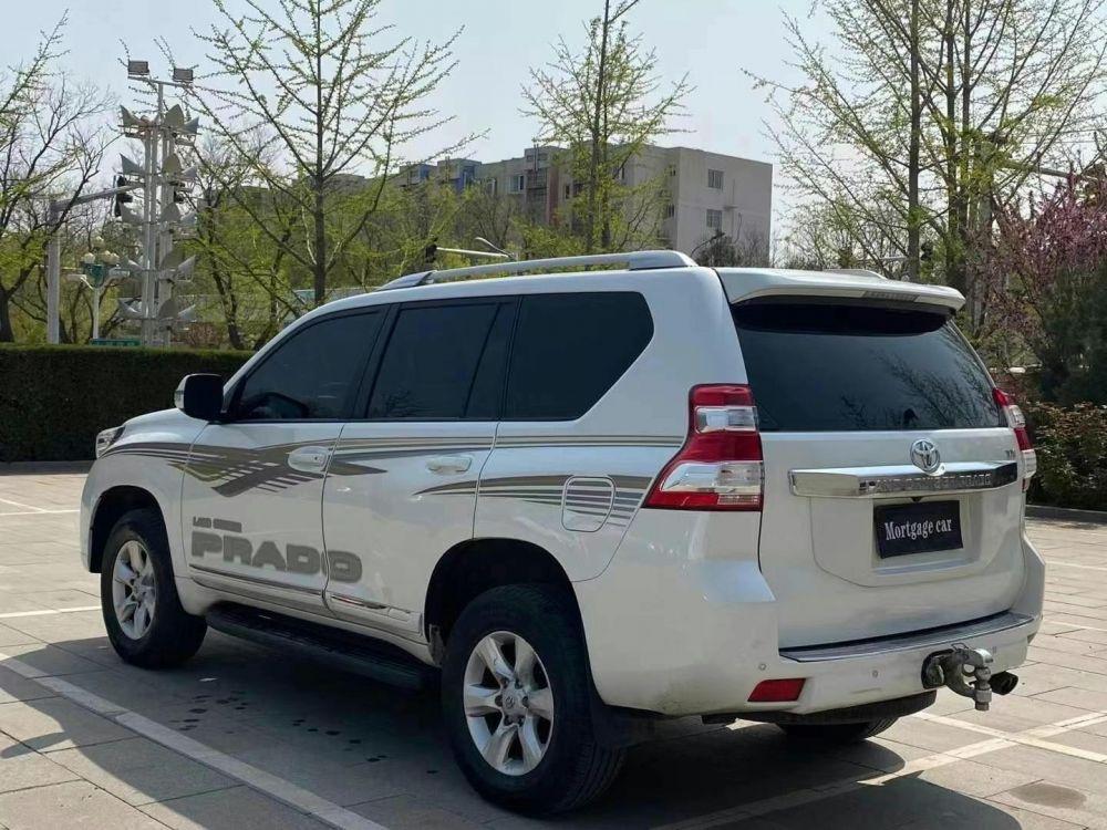 丰田 普拉多(进口) 2012款 普拉多(进口) 2.7L 自动 中东版 高配