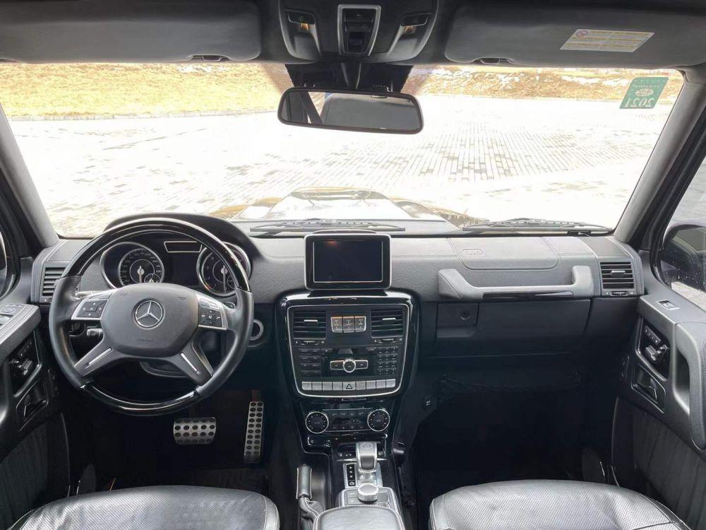 奔驰G级AMG(进口) 2019款 奔驰G级AMG(进口) AMG G 63