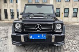奔驰G级AMG(进口) 2019款 奔驰G级AMG(进口) AMG G 63抵押车
