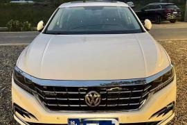 大众 帕萨特新能源 2020款 帕萨特新能源 430PHEV 混动豪华版 国V抵押车