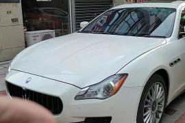 玛莎拉蒂总裁(进口) 2014款 玛莎拉蒂总裁(进口) 3.0T S Q4 抵押车