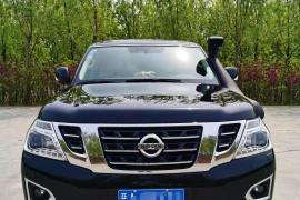 日产 途乐(进口) 2018款 途乐(进口) Y62 4.0L PLT铂金 20轮 中东抵押车