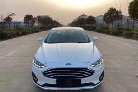 全新20年福特蒙迪欧,2.0油电混合动力顶配抵押车