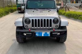 Jeep 牧马人(进口) 2013款 牧马人(进口) 3.6L 自动 四门Sahara抵押车