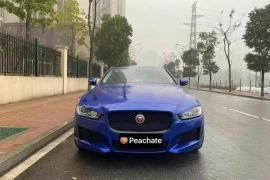 捷豹XEL 2018款 捷豹XEL 2.0T 200PS 豪华版抵押车