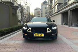 福特 野马Mustang(进口)[Mustang] 2018款 野马(进口) 2.3T 自动 硬顶 抵押车