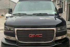 GMC SAVANA(进口) 2012款 SAVANA(进口) 7座2500型豪华商务车抵押车