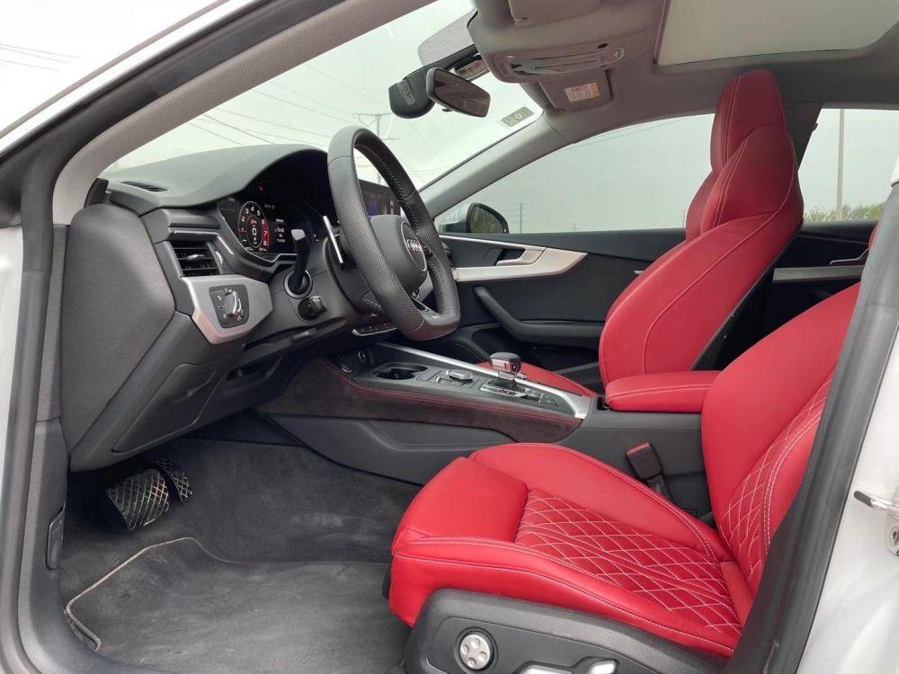 原厂升级奥迪S5奥迪A5(进口) 2019款 奥迪A5(进口) Sportback 45 TFSI 运动型