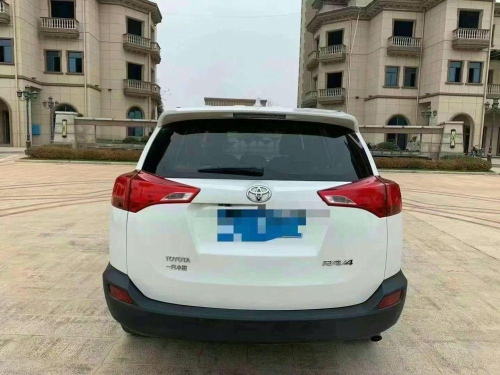 丰田 RAV4荣放 2016款 RAV4荣放 2.0L CVT两驱风尚版