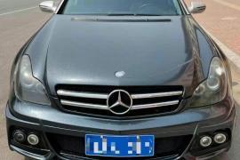 10年奔驰轿跑CLS63 AMG奔驰CLS级AMG(进口)抵押车
