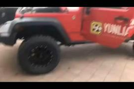16年牧马人卢比肯 卢比肯Jeep 牧马人(进口)抵押车