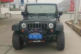 10年吉普牧马人,3.8自动Jeep 牧马人(进口)抵押车