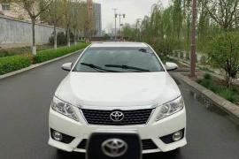 丰田 凯美瑞 2014款 凯美瑞 骏瑞 2.0S 耀动星耀版 抵押车