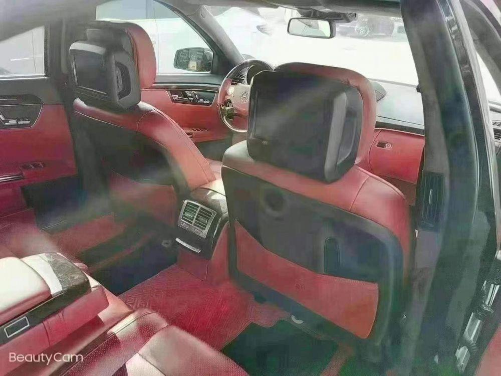 奔驰S级(进口) 2012款 奔驰S级(进口) S350L Grand Edition
