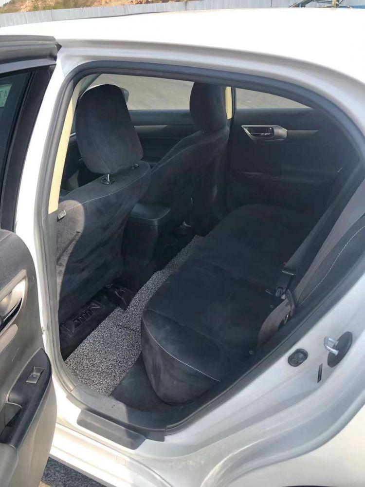 雷克萨斯CT(进口) 2014款 雷克萨斯CT(进口)200h 舒适版 单色