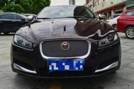 准14年新款捷豹XF 2.0T捷豹XF(进口)抵押车