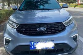 福特 领界 2020款 领界 S EcoBoost 145 CVT尊领型抵押车