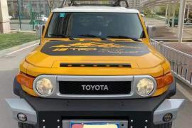 08年丰田FJ丰田 FJ酷路泽(进口) 2007款 FJ酷路泽(进口) 4.0L 自动 抵押车