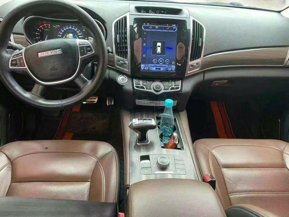 哈弗H9 2017款 哈弗H9 2.0T 汽油四驱豪华型 7座