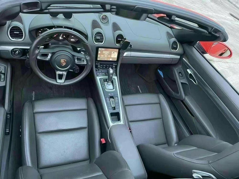 保时捷718(进口) 2016款 保时捷718(进口) Boxster 2.0T