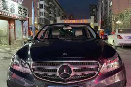 奔驰E级 2014款 奔驰E级 E300L 运动豪华型 抵押车