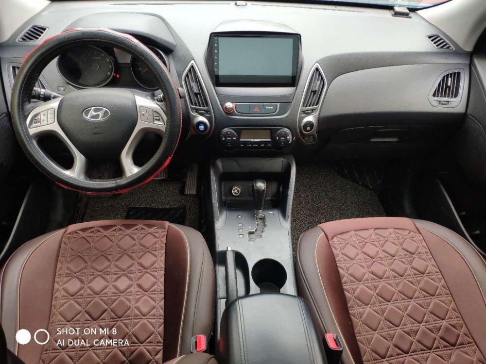 现代ix35现代 北京现代ix35 2010款 北京现代ix35 2.0L 尊贵版 GLS 4WD AT