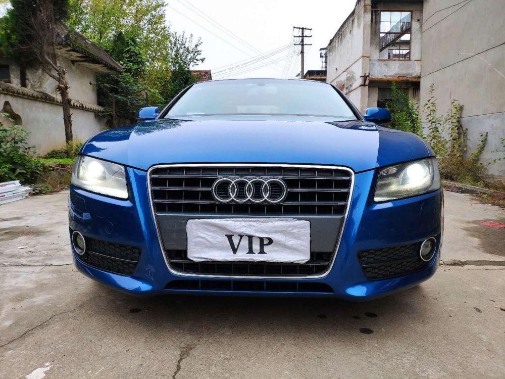 奥迪A5奥迪 奥迪A5(进口) 2011款 奥迪A5(进口) Coupe 2.0T 风尚版 CVT无级变速