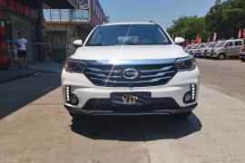 广汽传祺 传祺GS4 2018款 传祺GS4 200T G-DCT两驱舒适版抵押车