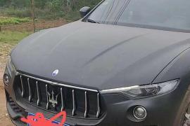 玛莎拉蒂Levante(进口) 2017款 玛莎拉蒂Levante(进口) 3.0T S 高功率版 抵押车