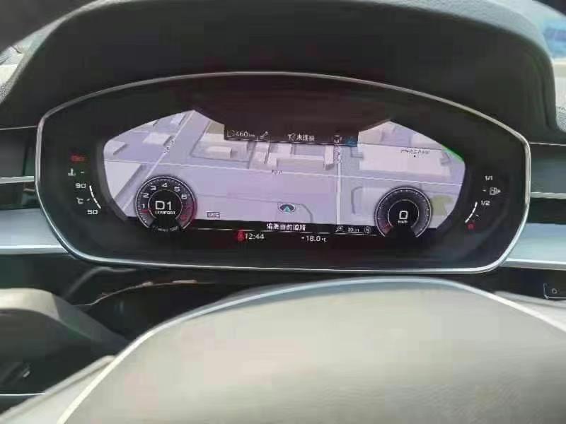 2020年最新款奥迪A8奥迪A8L(进口)