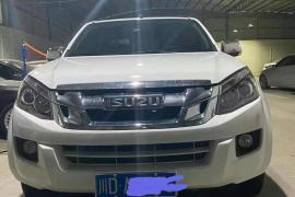 五十铃 D-MAX 2018款 D-MAX 3.0T 四驱自动超豪华型4JJ1-TC HI抵押车
