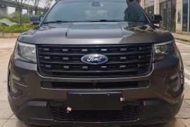 福特 探险者(进口) 2016款 探险者(进口) 3.5T 铂金版抵押车