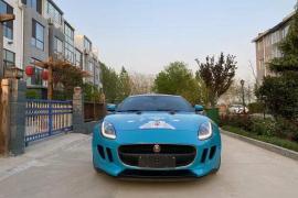 捷豹F-TYPE(进口) 2013款 捷豹F-TYPE(进口) 3.0T V6 S抵押车