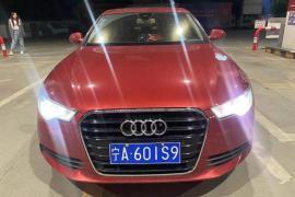 奥迪A6(进口) 2017款 奥迪A6(进口) Avant 40TFSI 运动型抵押车