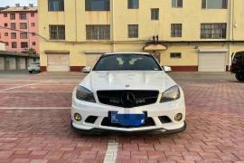 奔驰C级AMG(进口) 2010款 奔驰C级AMG(进口) C63 AMG 高性能版抵押车