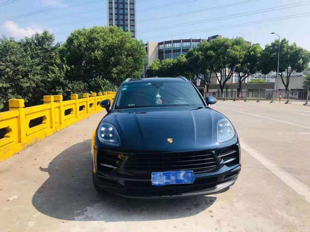 保时捷Macan(进口) 2019款 保时捷Macan(进口) 2.0T