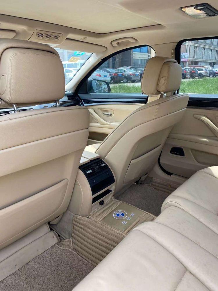 宝马5系 2012款 宝马5系 523Li 豪华型