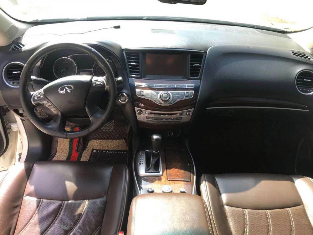 英菲尼迪qx60英菲尼迪 英菲尼迪QX60(进口) 2014款 英菲尼迪QX60(进口) 3.5L 两驱卓越版