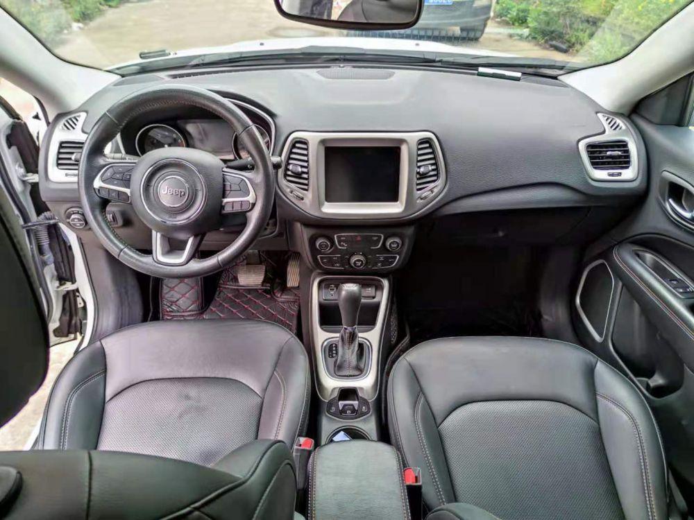 指南者Jeep 指南者 2019款 指南者 200T 自动家享-互联网大屏版