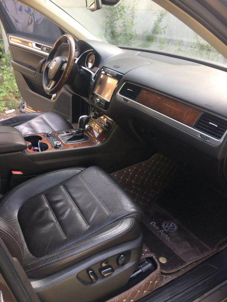 大众途锐大众 途锐(进口) 2012款 途锐(进口) R-Line V6 高配型