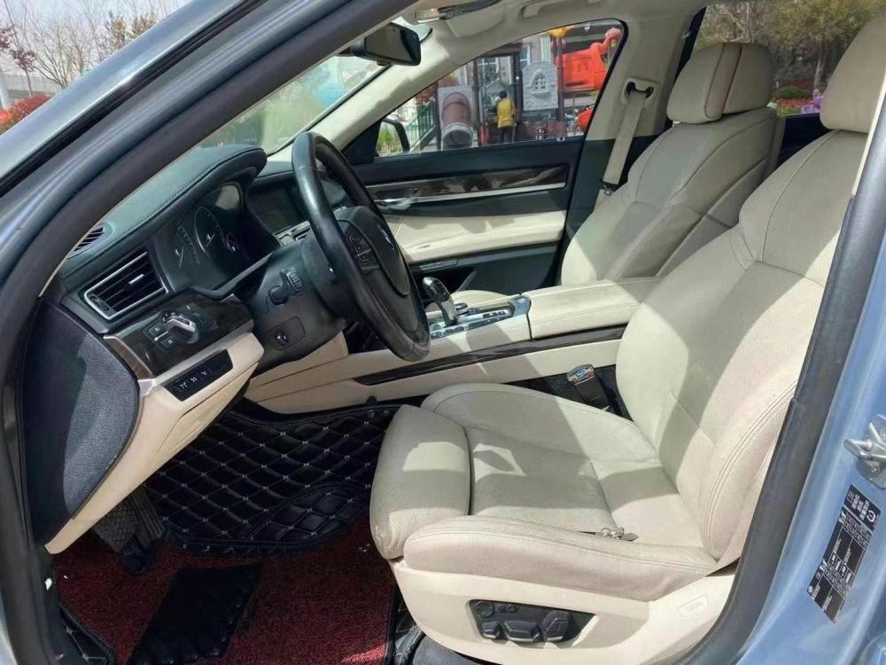 宝马7系(进口) 2011款 宝马7系(进口) 750Li xDrive