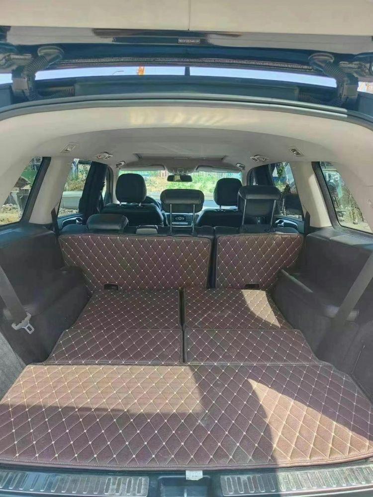 准15年奔驰GL350,3.0T七座柴油顶配奔驰GL级(进口)