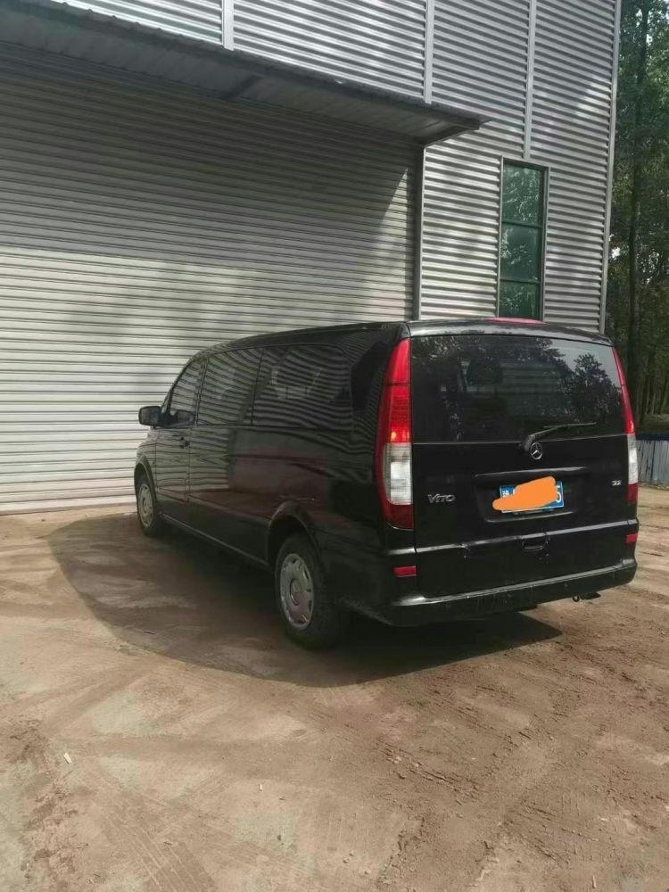 奔驰 威霆 2014款 威霆 3.0L 商务版